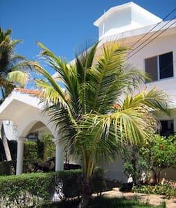 Villas Punta Sur 7 - Two Bedroom Apart. downstairs - Isla Mujeres - House