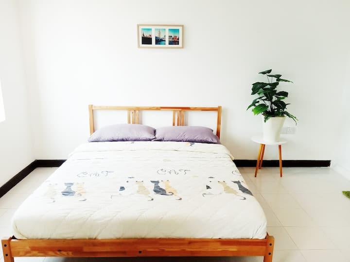 [GreatValue + Sanitized] Cozy 1BR Damansara Studio
