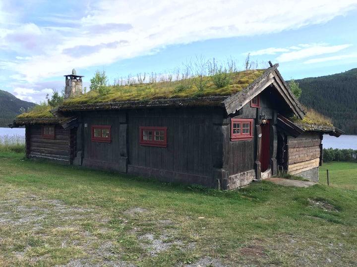 Eldhuset på Lognvik