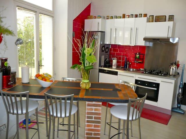 Appartement original à Grasse - Grasse - Departamento