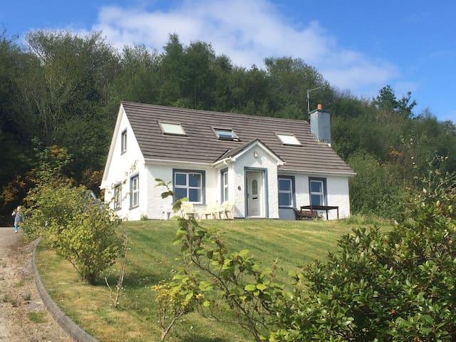 Glencross Cottage - Rathmullan - House