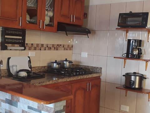 Habitacion en apartamento a compartir