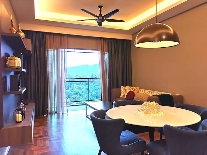 ELECTUS 13A @ VISTA GENTING (FREE 2 PARKING &WIFI)