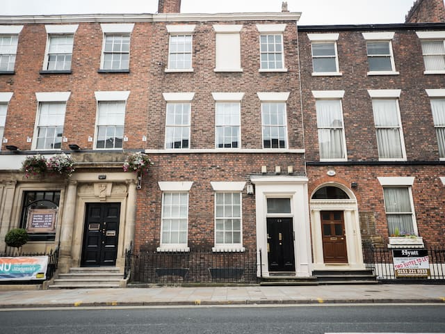 Large City Ctr House. Great For Groups. Sleeps 24+ - Liverpool - Casa