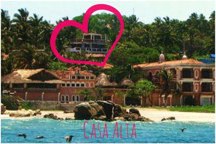 Casa Alta  (Mar)