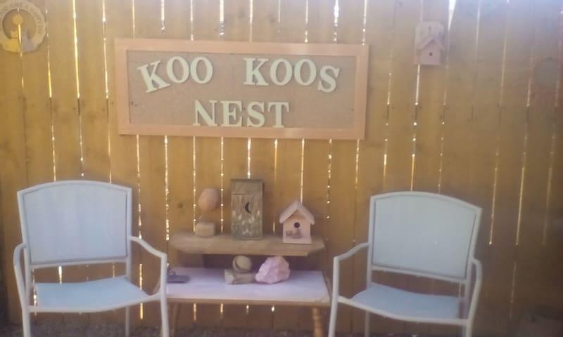 Koo Koo's nest