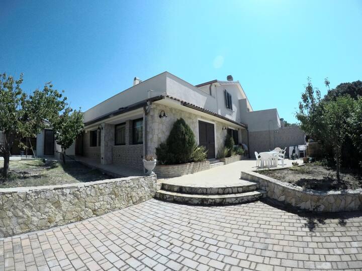 Alghero  appartamento in villa
