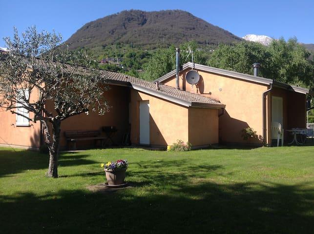 Villa Emilio a Domaso