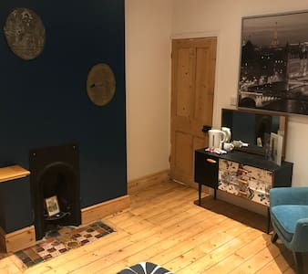 Double bedroom near University of Leicester