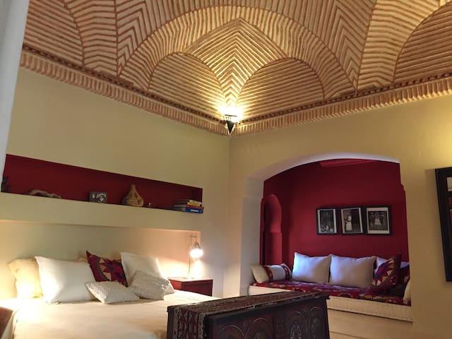 Charming guest house - palmeraie - Marrakesh - Huis