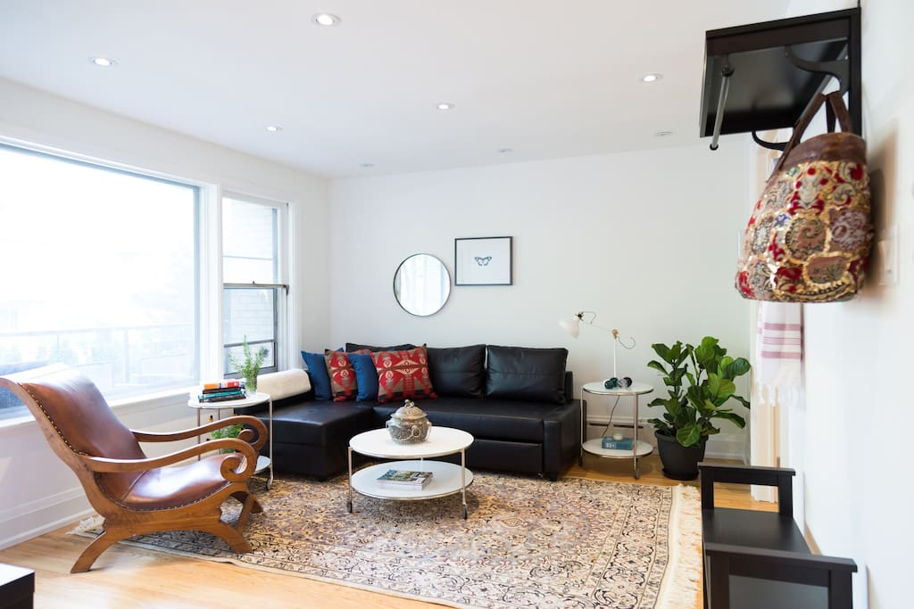 Light Filled, Spacious  and Airy