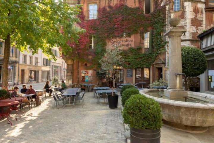 Charmant appartement à la Vieille Ville de Bienne.