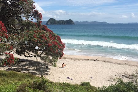 Cathedral Cove Beach Apartment - Hahei