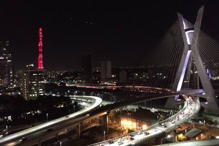 Melhor experiência em São Paulo