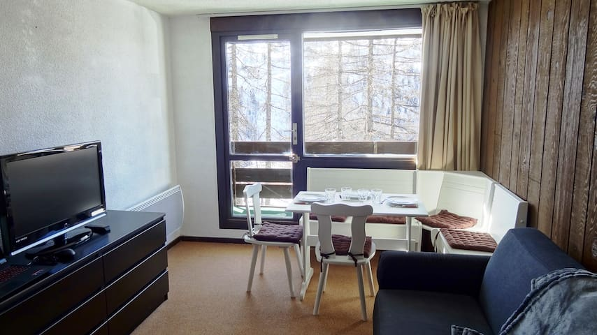 Studio 4p - Isola 2000 - Isola - Apartment