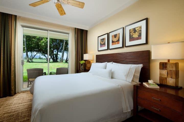 2 BedroomThe Westin Princeville Resort Villa