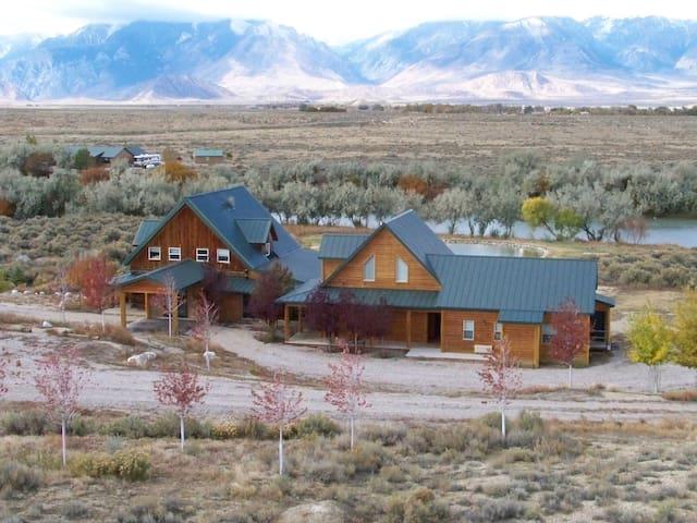 Clarks Fork Guest Ranch - A Little Piece of Heaven - Clark - Villa