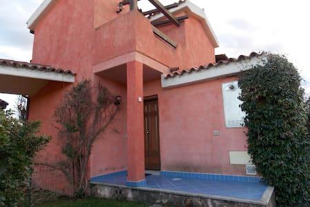 Casa con vista a Pittulongu