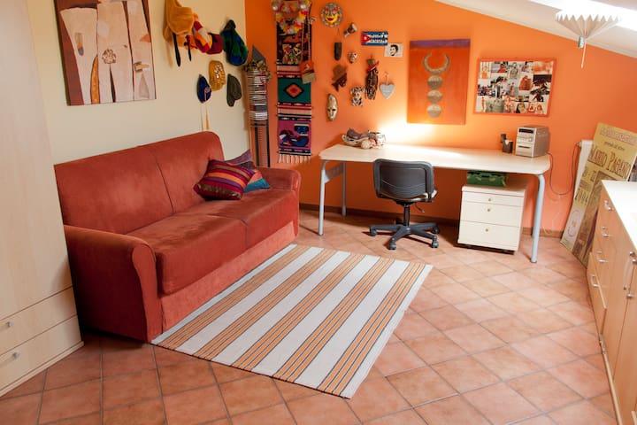 Camera doppia/tripla in b&b Scoprisicilia - San Gregorio di Catania