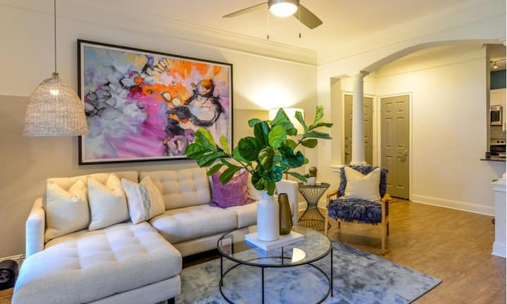 Entire apartment for you | 1BR in Atlanta