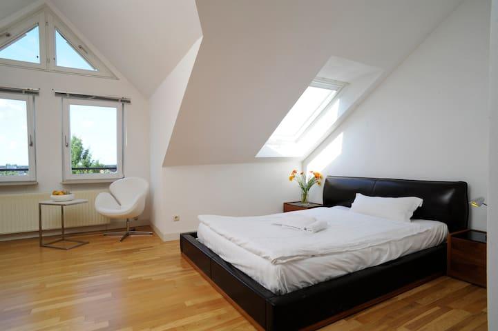 Serviced Studio Apartment Frankfurt Airport-Langen