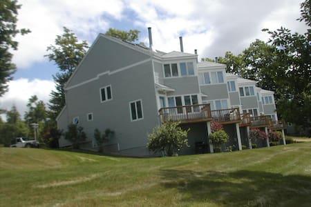 4 level condo with mountain views - Bartlett