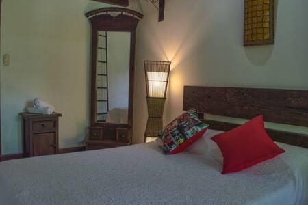 Mansión Casablanca - Habitación Auxiliar I - Bucaramanga - Boutique-hotell