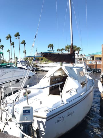 Catalina 25' Sailboat