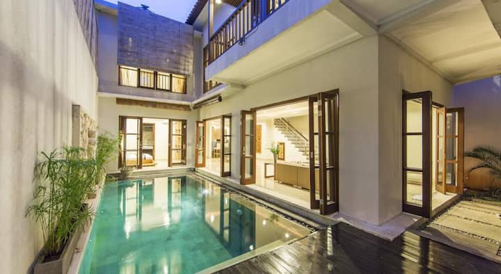 3BDR Luxury at Seminyak Centre