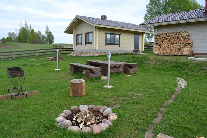 Домик в деревне - Novgorod Oblast - Casa