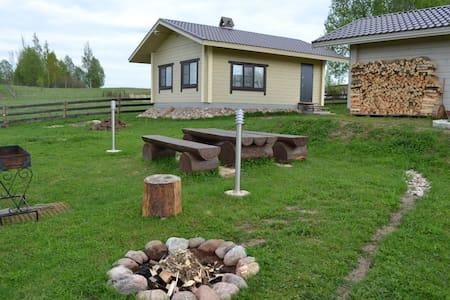 Домик в деревне - Novgorod Oblast - Talo