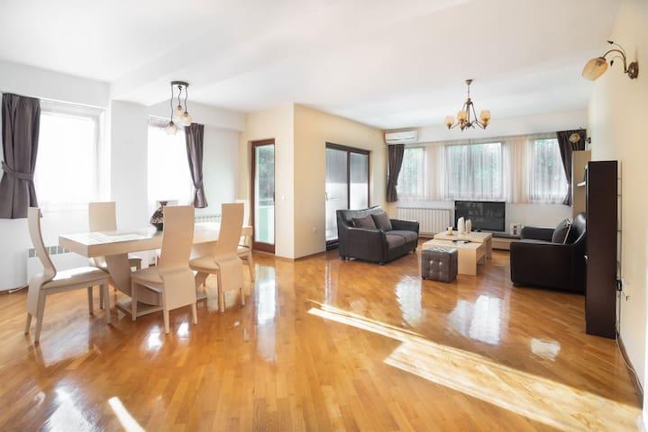 Arcadia - 3 bedroom luxurious apartment on Vodno