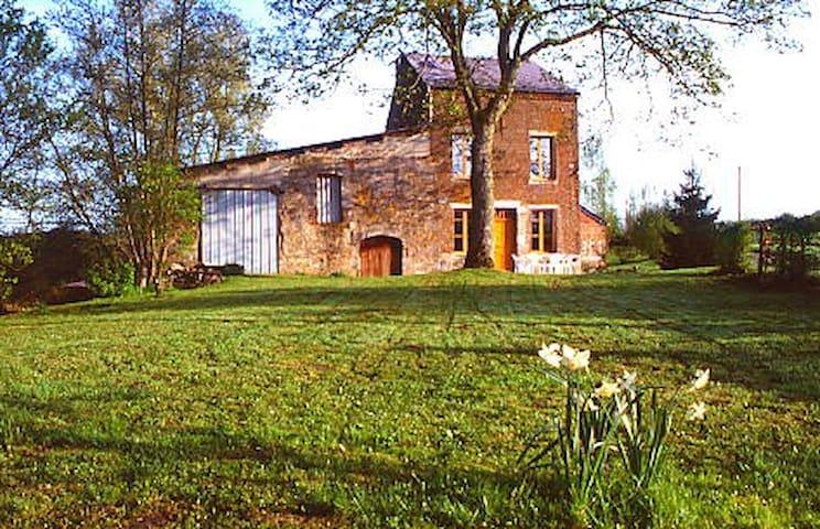 Le moulin, coeur de campagne