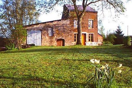 Le moulin, coeur de campagne - Étrœungt - บ้าน