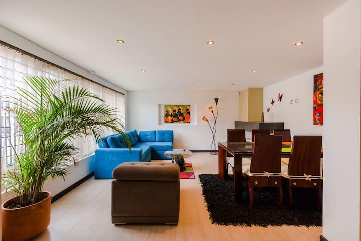 Encantador apartamento en La Soledad