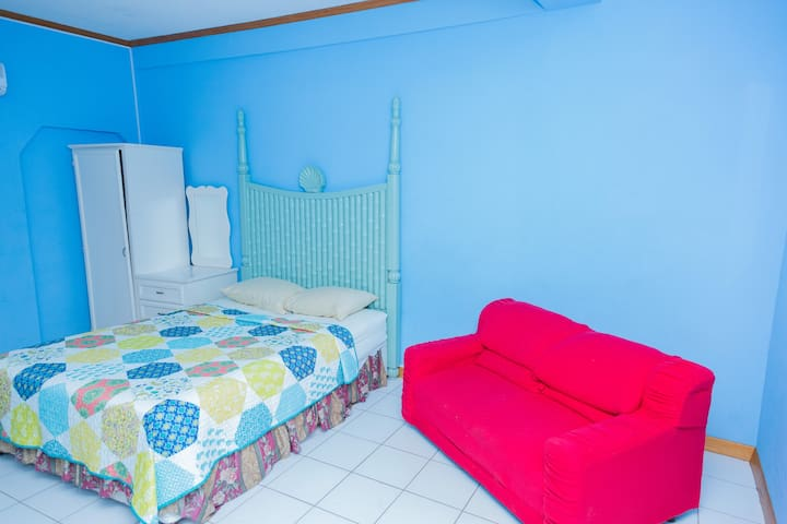 Secluded 1 Bedroom 5mins from UVF Airport - Vieux Fort - Bed & Breakfast