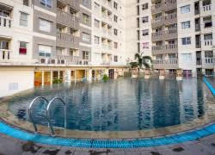 A cozy apartment 1BR - West Jakarta