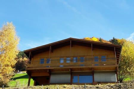 Panorama Haus im Schigebiet Silvretta Montafon - Schruns