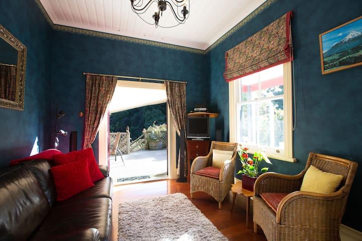 Kingfisher Historic Cottage - Hawera