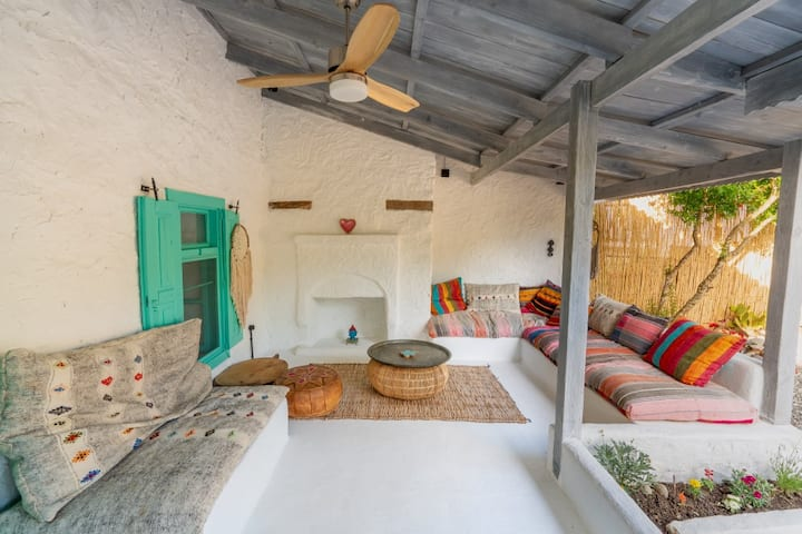 Hidden Village House - secluded paradise in Akyaka