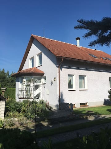 House with garden in Doksy, CZ