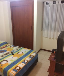 Habitación privada centralizada - Ibague - Appartement