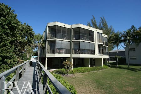 Beach Side - Family or Couples - 長船礁(Longboat Key) - 公寓