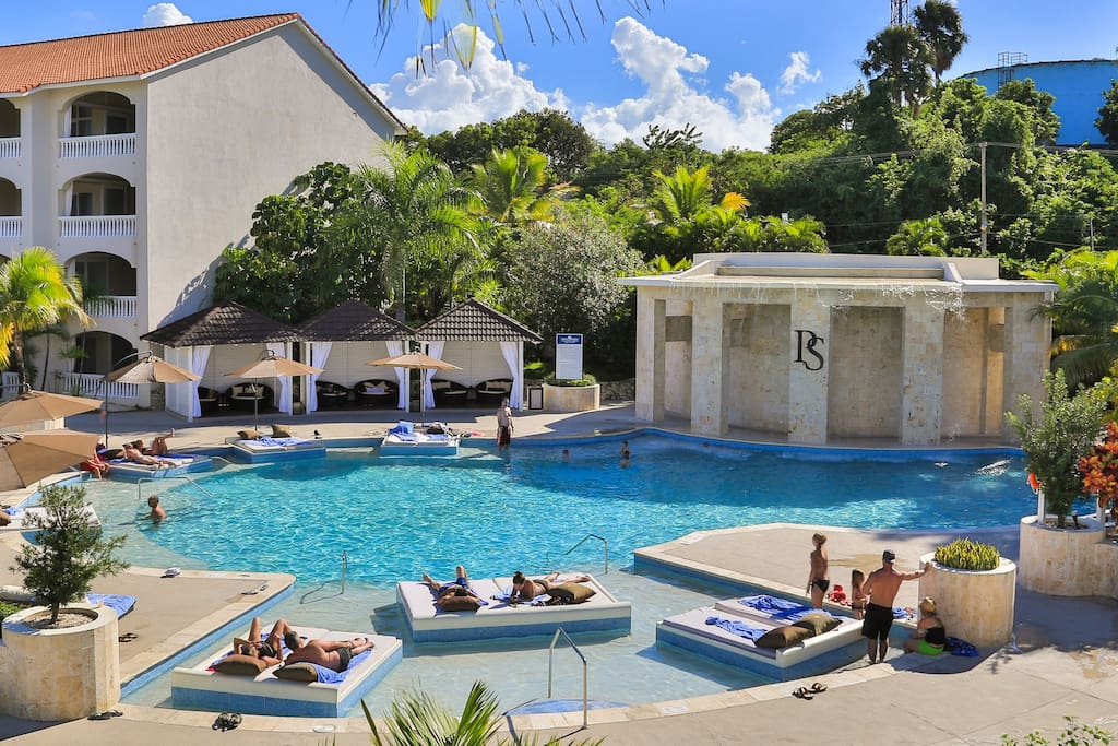 2 Bedroom Presidential Suite Vip All Inclusive Resorts For Rent In Puerto Plata Puerto