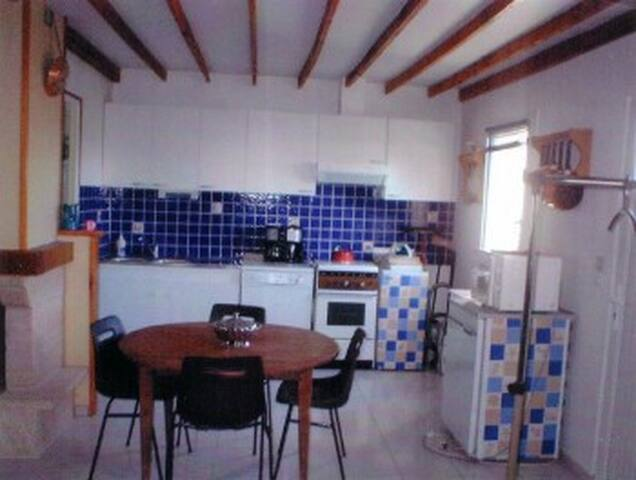 Location meublée Bréville sur mer - Bréville-sur-Mer - Haus