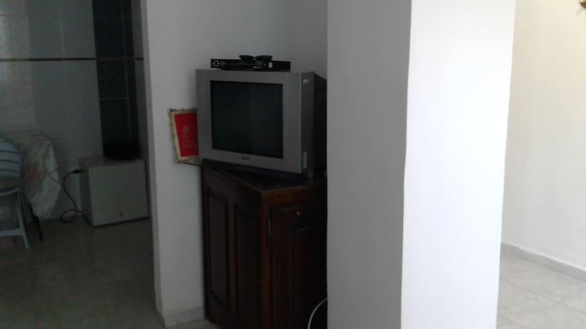 un coquet appartement