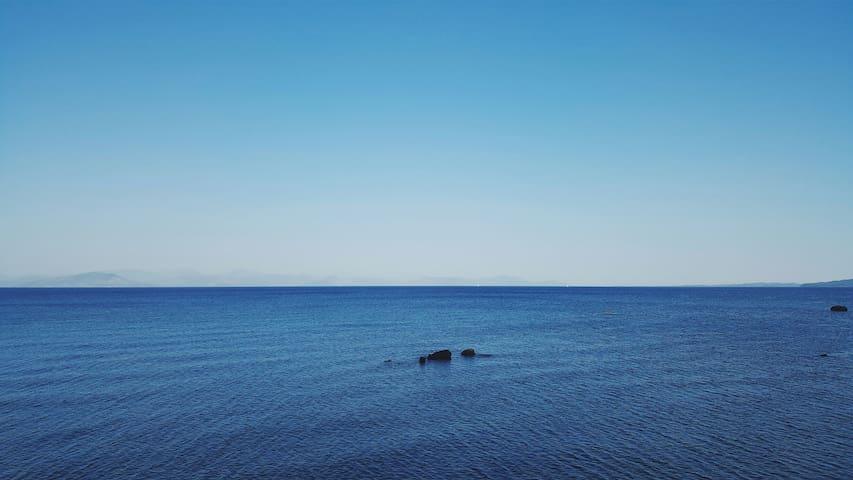 Miramare Seaside Villa. - Kerkira - Casa