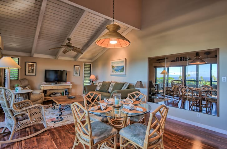 180 Degree Ocean View in Wailea