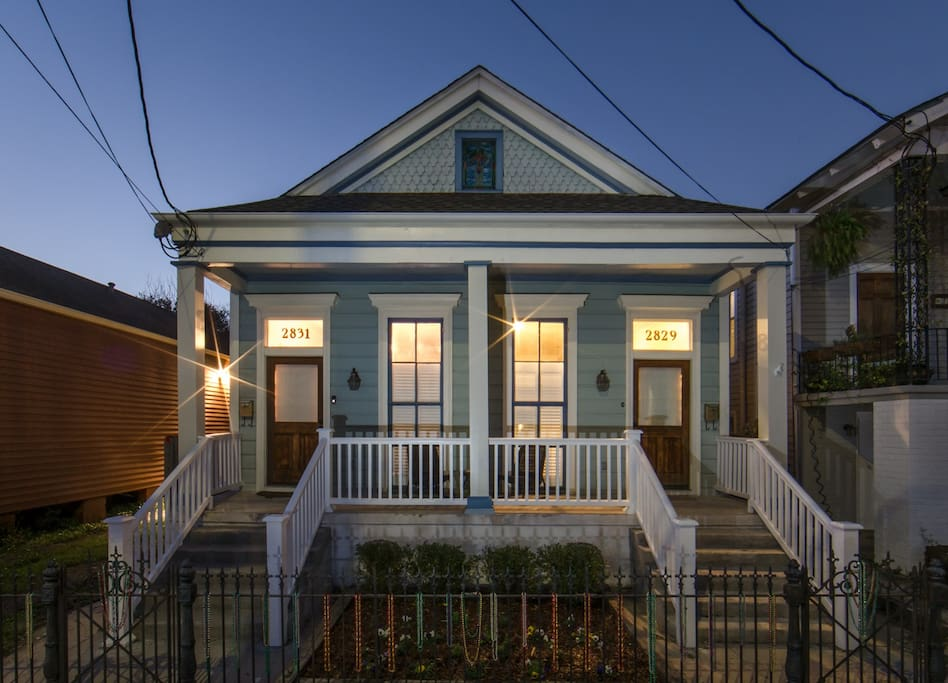 Garden District Beauty Houses For Rent In New Orleans Louisiana United States