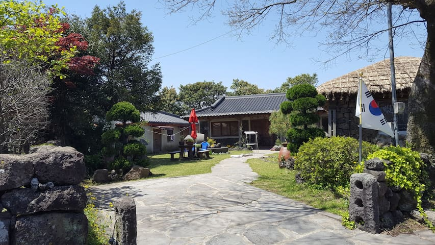 Korean Traditional House3 in Jeju